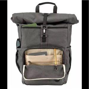Timberland Walnut Hill 24-liter Roll-Top Backpack